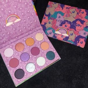 ColorPop My Little Pony Eyeshadow Palette